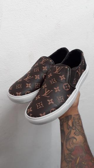 Louis Vuitton Slip On Frete Grátis