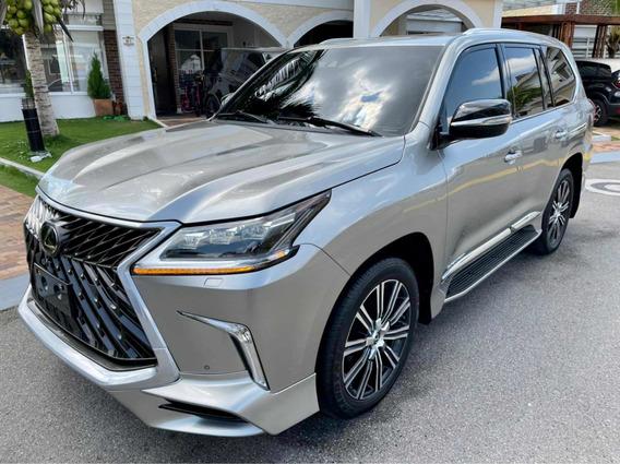 Lexus Lx 570 2018 Supesport