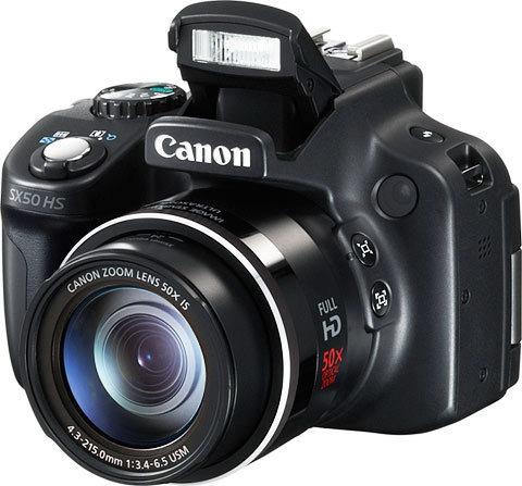 Câmera Canon Sx50hs Zoom De 50x Cobrimos Qualquer Oferta!