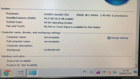 Servidor Dell Rack R710