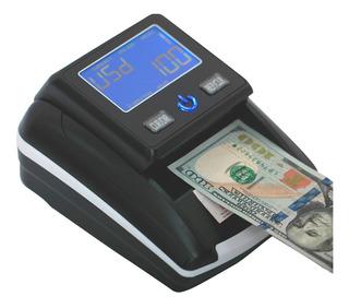 Banknote Detector Billetes Falsos Probador Nuevo Contador