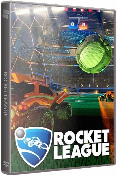Rocket League Game Of The Year Edition - Pc Dvd - Frete 8 R$