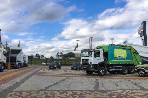 Vw 17280 15 - 6x2 - Compactador De Lixo Usimeca=24280,26280