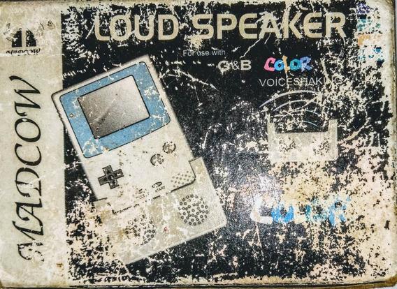 Game Boy - Loud Speaker - Madcow