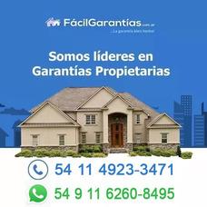 Garantías Propietarias Para Alquilar Tel: 54 11 4923-3471