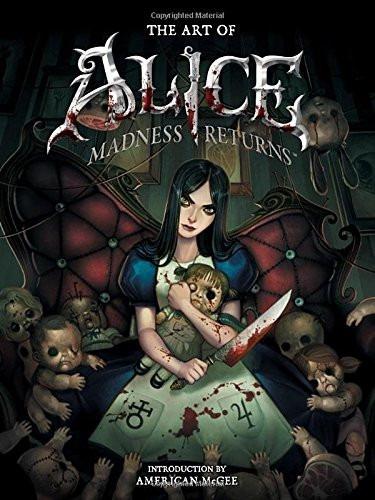 The Art Of Alice Madness Returns Capa Dura Leia Anuncio R