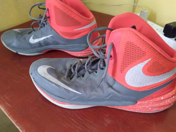Zapatillas Basquet Nike Prime Hype Df 2