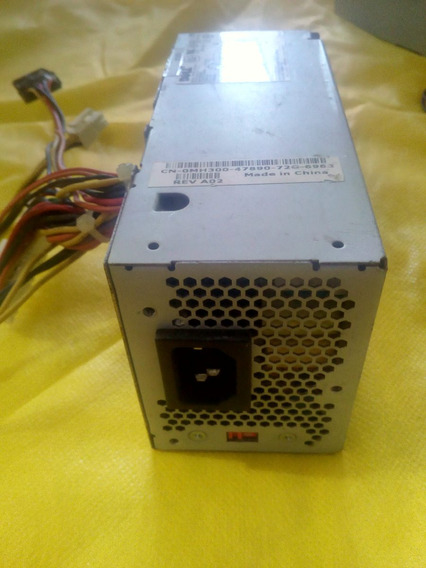 Fonte Dell Optiplex 745 Sff H275p-01 275w
