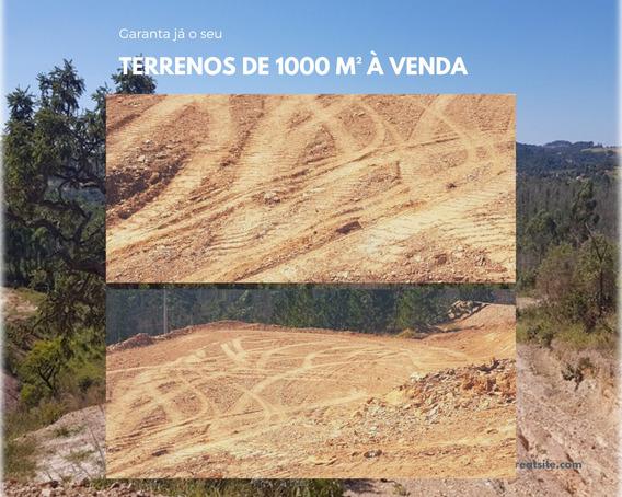 Vendo Cinco Terrenos De 1000 M² Por Preço Barato, Garanta Um