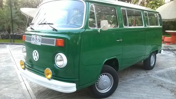 Vw Combi 1975
