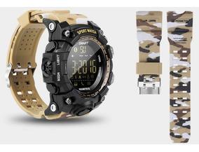 Smart Watch Militar Relogio Camuflado Anti-shock Airsoft