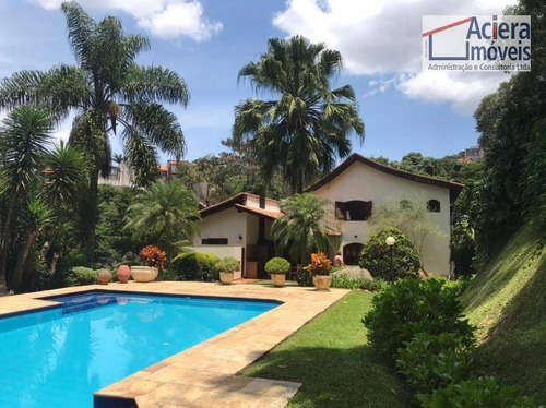 Imagem 1 de 30 de Casa Com 4 Quartos (2 Suítes) À Venda, 380 M² Por R$ 1.390.000 - Forest Hills - Jandira/sp - Ca2659