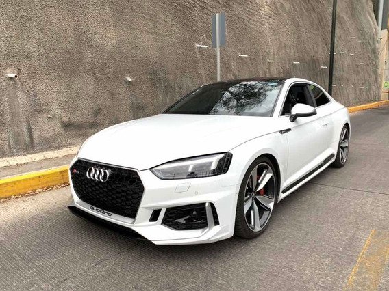 Audi Serie Rs Rs5 2.9t 450 Hp 2018