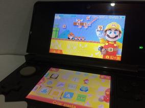 Nintendo 3ds Old Estado De Novo+jogos E Themas Diversos! 32g