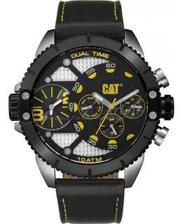 Reloj Cat Caterpillar Dv.149.34.137 Dual Timer
