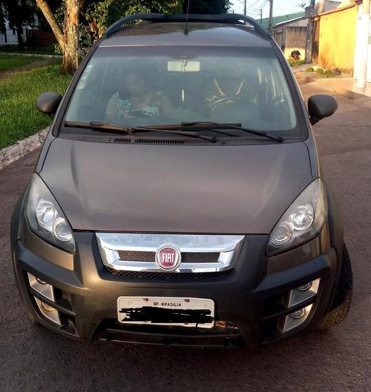Fiat Idea 1.8 16v Adventure Flex 5p 2013