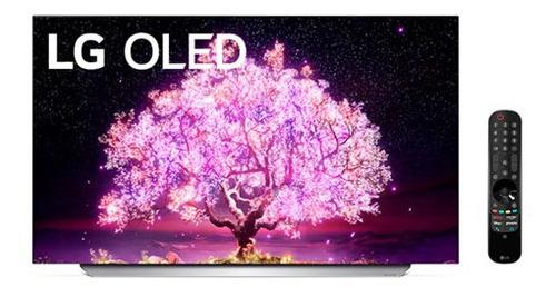 Imagem 1 de 9 de Smart Tv Oled 4k 55  Inteligência Artificial Alexa-oled55c1p