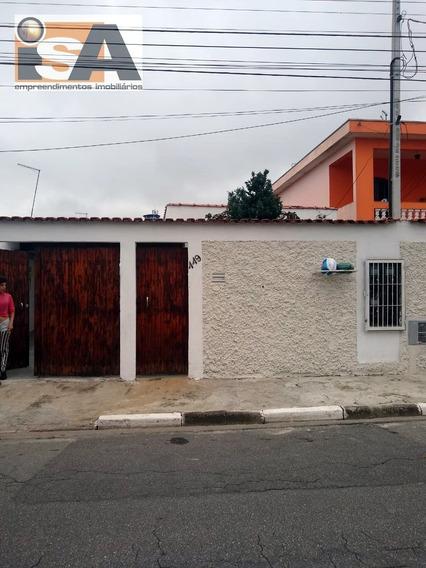 Casa Residencial Em Vila Amorim - Suzano, Sp - 3221