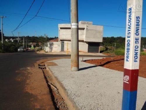 Terreno Residencial À Venda, Jardim Nicéia, Bauru - Te0111. - Te0111