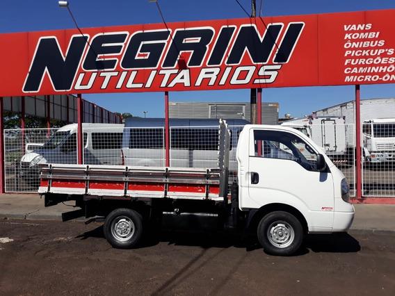Kia Bongo 2.500 Luxo 4x2 Rs Negrini Turbo Carroceria - 2012