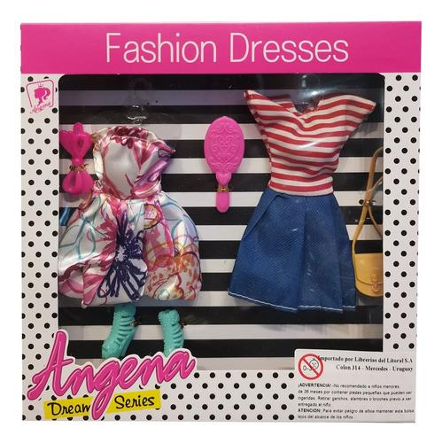 Imagen 1 de 2 de Ropa De Muñeca Fashion Dress