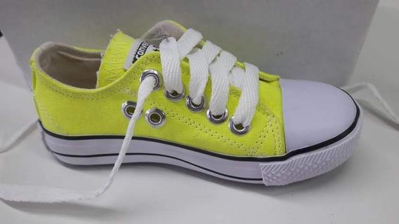 Zapatillas Tipo All Star