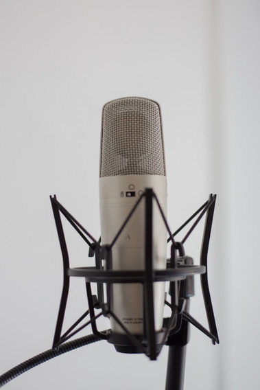 Microfone Prodipe Stc3d Ludovic Lanen Studio + Case
