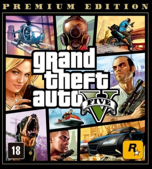 Grand Theft Auto Premium Edition Pc