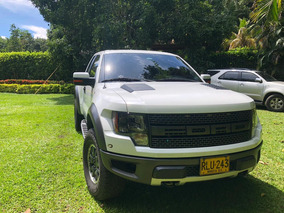 Ford Raptor Blanca 100% Original