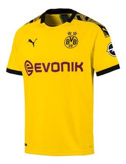 Camiseta Puma Borussia 2019/2020 Masculina - Original