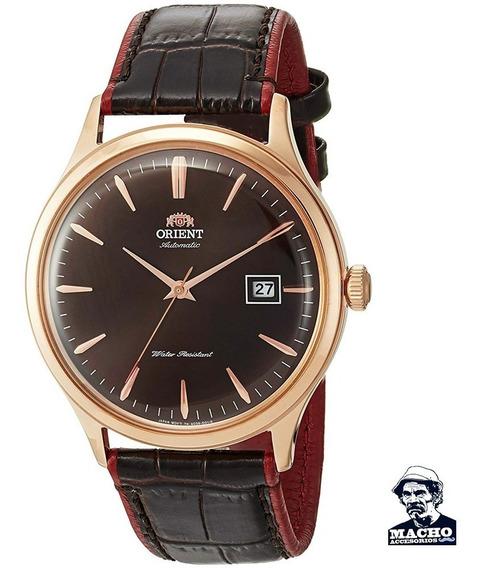 Reloj Orient Bambino 4 Fac08001t0 Automático En Stock