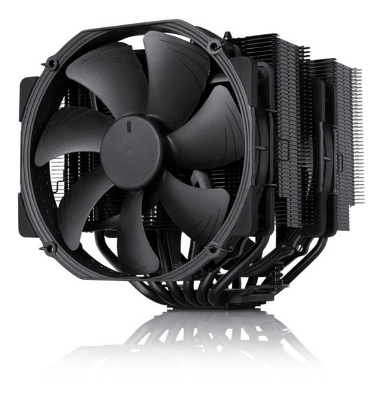 Cooler P/ Processador (cpu) - Noctua - Nh-d15 Chromax.black