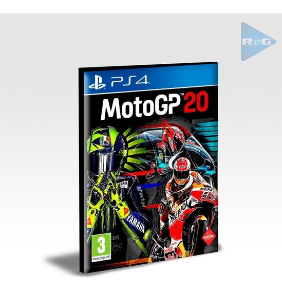 Motogp 20 | Ps4 2 | Português - Envio Agora
