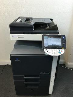 Fotocopiadora Color Multifunción Minolta Bizhub C280 300gr