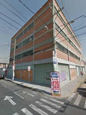 Edificio En Renta, Iztacalco, Ciudad De México