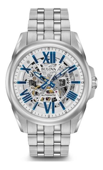 Relógio Masculino Bulova Classic Automatic 96a187