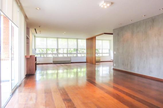 Apartamento No 7º Andar Com 2 Dormitórios E 2 Garagens - Id: 892971046 - 271046