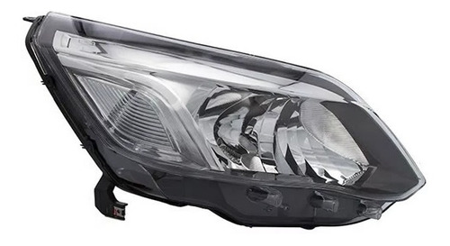 Optica Derecha Gm  Chevrolet Agile 2014-2017