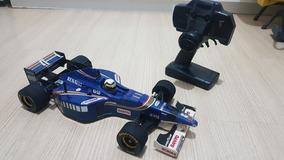 Automodelo Tamiya F1 Tyrrell 1:10 Com Radio E Motor G27