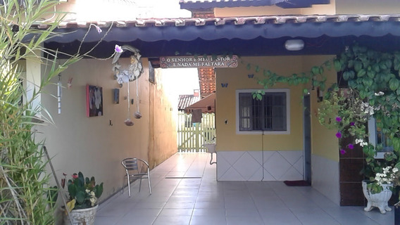 Casa Com 3 Dormitórios No Ruínas.peruíbe/sp Ref.l119