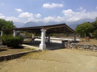 Quinta En Venta Los Cavazos Santiago Nuevo Leon