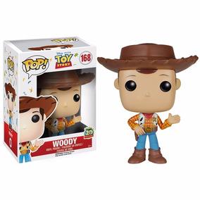 Boneco Toy Story 168 Woody Disney Funko Pop! Original