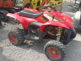 Cuatrimoto Polaris 500cc 4x2 2002