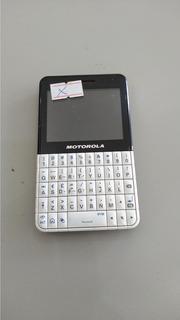 Celular Motorola Ex 223 Placa Ligando Normal Os 12380