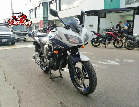 Yamaha Fazer Modelo 2016 Excelente Estado Biker Shop