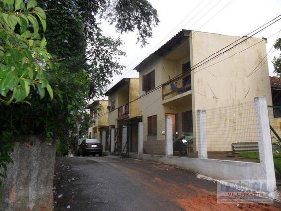 Casa Com 2 Dormitórios À Venda, 68 M² Por R$ 180.000 - Vila Nova - Porto Alegre/rs - Ca0032