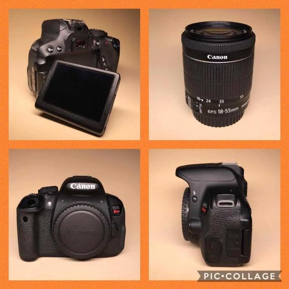Camera T5i