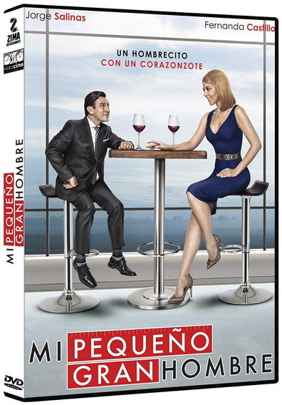 Mi Pequeño Gran Hombre Fernanda Castillo Pelicula Dvd