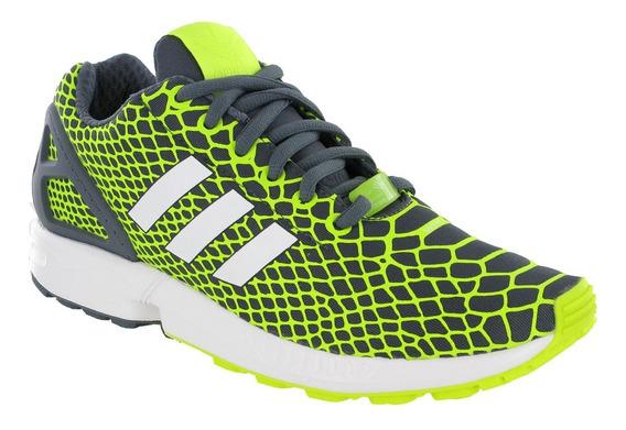 Zapatos adidas Originals Zx Flux Techfit - Hombres - B24934