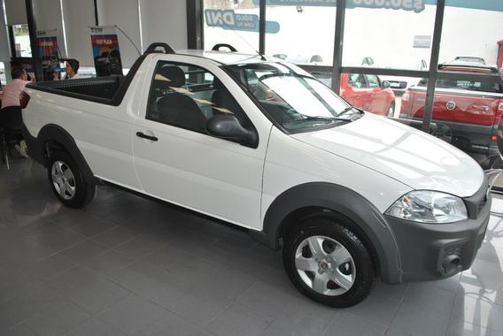 Fiat Strada Working Cs Blanca 2020 0 Km